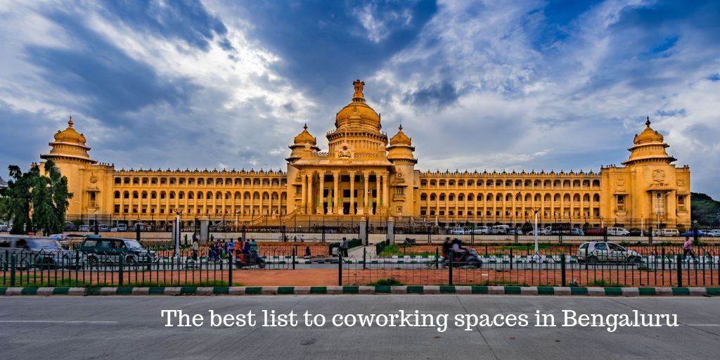 The GoFloaters' list (and guide) to coworking spaces in Bengaluru